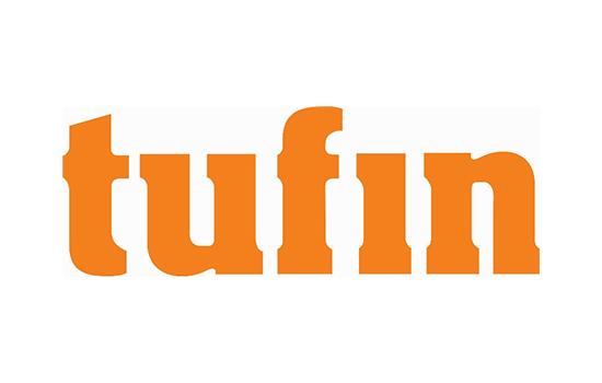 Tufin corporate logo in orange